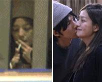 赵薇被媒体曝光向男子索吻